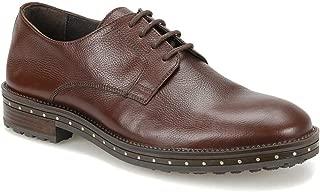 Garamond 81031-1 Kahverengi Erkek Deri Ayakkabı
