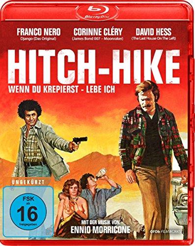 Hitch Hike - Wenn du krepierst lebe ich [Blu-ray]