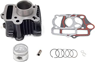 SCITOO Compatible with Cylinder and Piston kit Assembly fit Honda Dirt Bike Pit bike Z50 Z50R CRF50 50CC