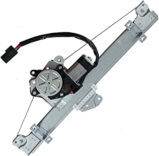 Power Window Motor and Regulator Assembly Front Left fits 13-18 Nissan Altima