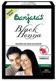 Banjara's Black Henna with Hibiscus