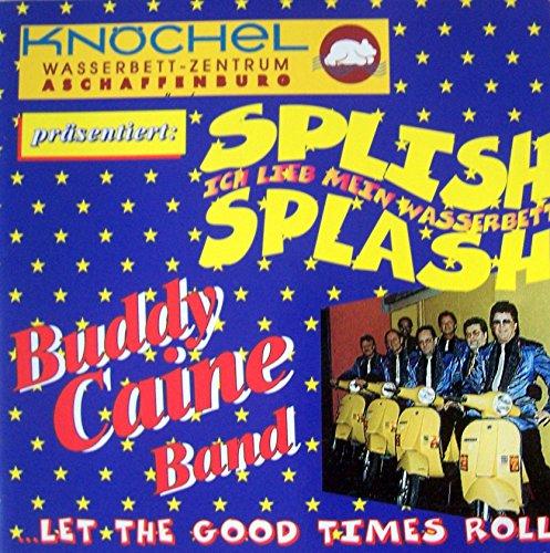 Splish splash - Ich lieb mein Wasserbett (AUDIO-CD)