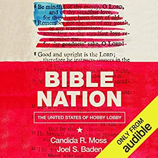 Bible Nation audiobook cover art