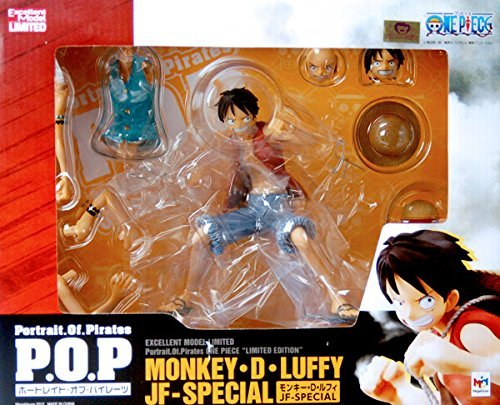 P.O.P. - One Piece: Monkey D. Luffy [JF-Special, Limited Edition]
