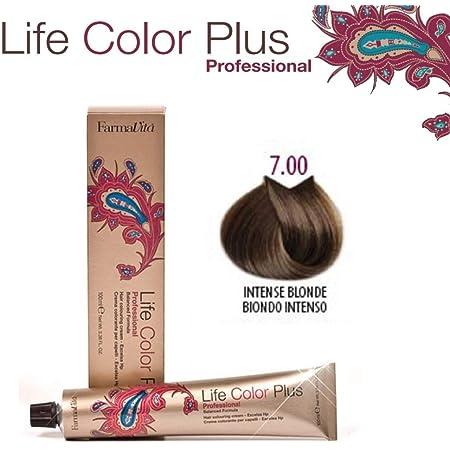 Farmavita Life Color Plus Tinte Capilar 7.0-90 ml: Amazon.es ...