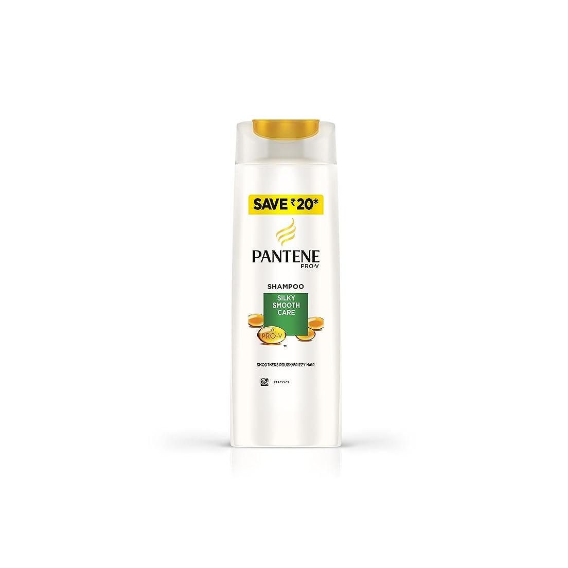 救出病弱パキスタンPANTENE SILKY SMOOTH CARE SHAMPOO 180 ml (PANTENE SILKYスムースケアシャンプー180 ml)