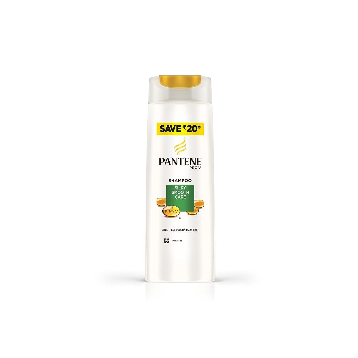 満州芝生名目上のPANTENE SILKY SMOOTH CARE SHAMPOO 180 ml (PANTENE SILKYスムースケアシャンプー180 ml)