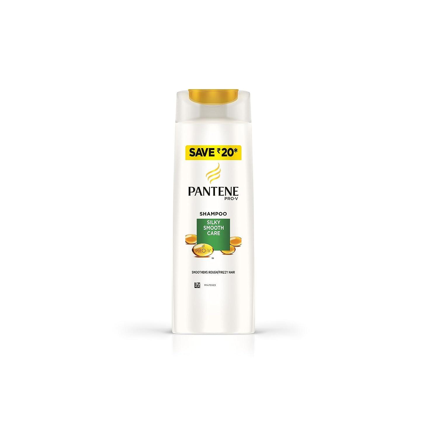 背骨ヘア伝染性PANTENE SILKY SMOOTH CARE SHAMPOO 180 ml (PANTENE SILKYスムースケアシャンプー180 ml)
