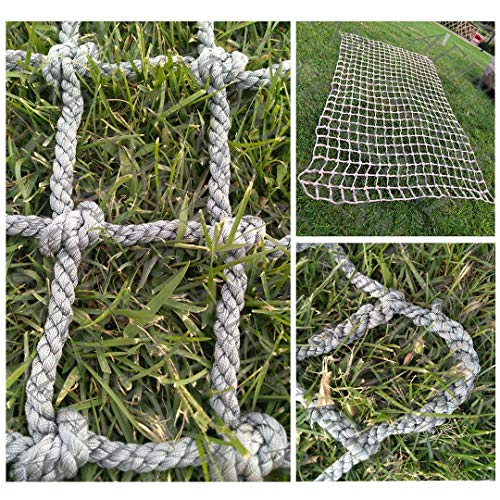 Lowest Price! Climbing Netting,Climbing Net for Kids Cargo Climb Playground Rock Rope Cords Ladder S...
