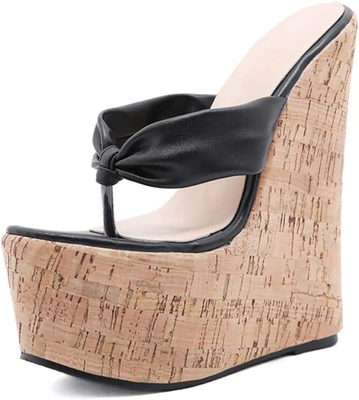 CYYQC Women's Platform Wedges Brand Cheap Sale Venue Super sale Sand Women Slide Sandals