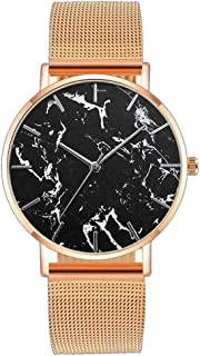 South Lane Stainless Steel Swiss-Quartz Watch with Leather Calfskin Strap, Black, 20 (Model: SS20-dr1-4731)