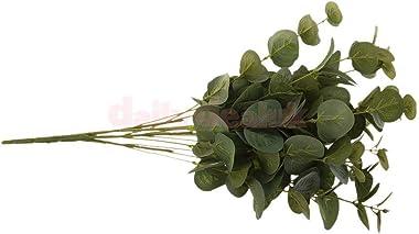 Generic Home Party Floral Ornament Eucalyptus Leaves Bouquet Decor Simulation Flower