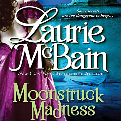 Moonstruck Madness audiobook cover art