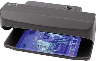 Olympia UV 585 Geldscheinprüfer, schwarz