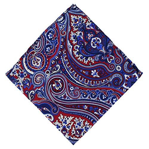 Michelsons of London - Mouchoir - Homme Bleu bleu Taille Unique
