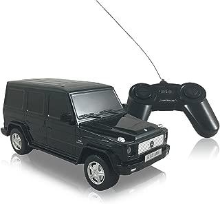 RASTAR Mercedes-Benz G-Class G55 AMG 1:24 Scale Radio Controlled Model Car (Black)