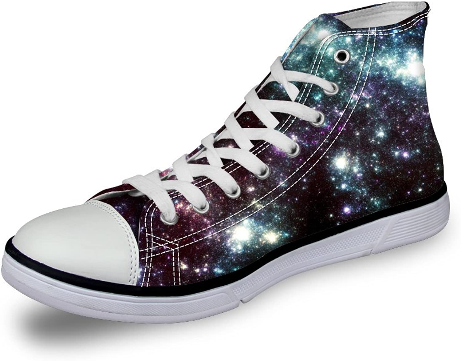 Frestree Comfortable High Top Sneakers for Women Flat Style shoes