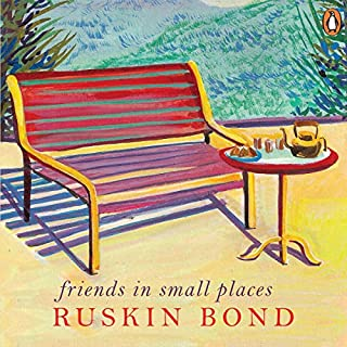 Friends in Small Places cover art