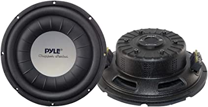 Car Vehicle Subwoofer Audio Speaker – 10 Inch 1000 Watt Power Ultra Slim DVC..