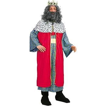 Atosa - Disfraz de Rey Mago t.2: Amazon.es: Juguetes y juegos