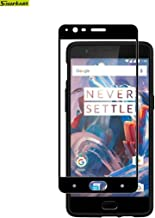 Shopkart Present Edge to Edge Tempered Glass Screen Protector for OnePlus 3 /3T (Black) [No Rainbow Guarantee]