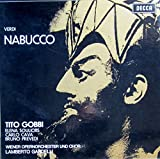 Verdi: Nabucco (Gesamtaufnahme, italienisch) [Vinyl Schallplatte] [3 LP Box-Set]
