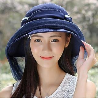 Visiera Anti-zanzara Cappello Protezione Solare Visiera Cappello 58-60cm Rosso Fablcrew