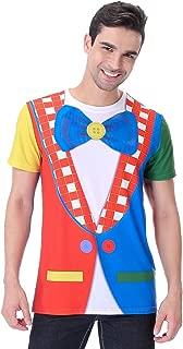 Men's Clown Costume T-Shirts