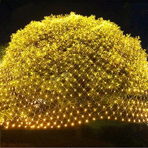 Twinkle Star 360 LEDs Christmas Net Lights, 12ft x 5ft 8...