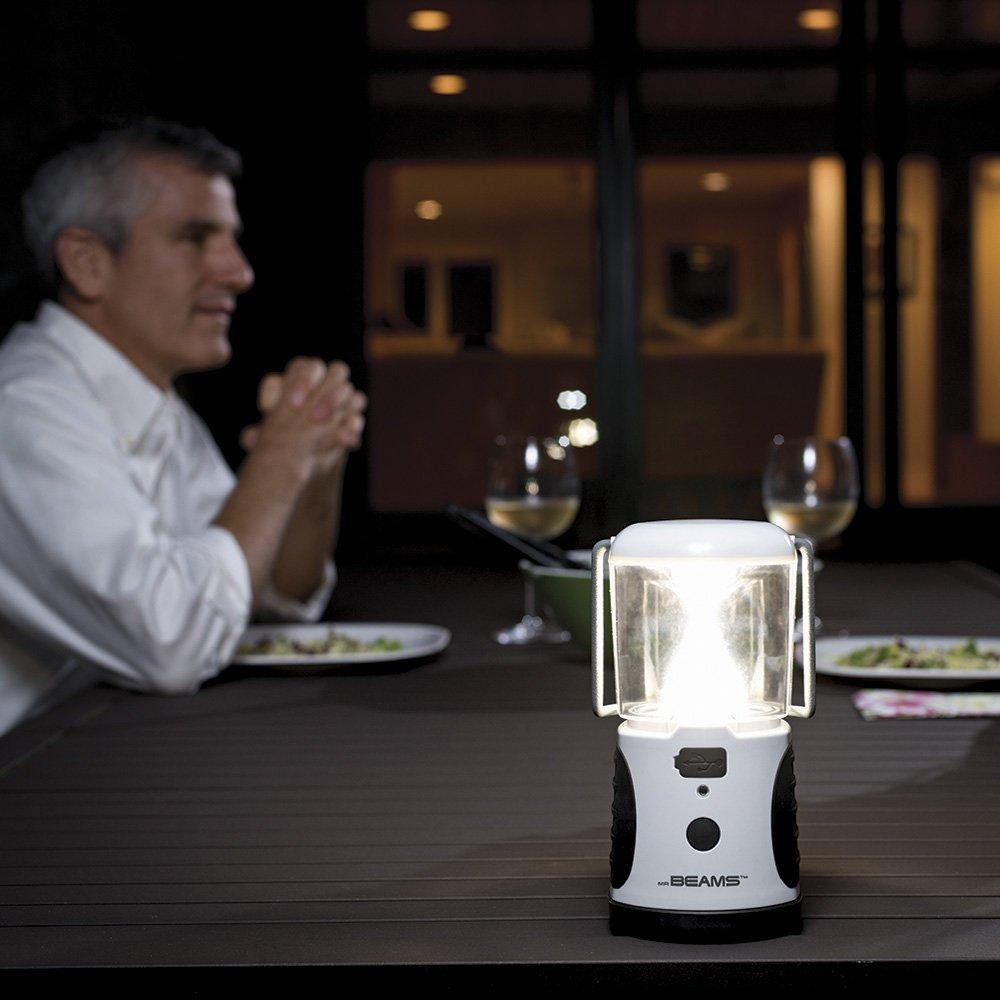 Mr Beams MB482 Farol LED UltraBright de 260 lúmenes Impermeable ...