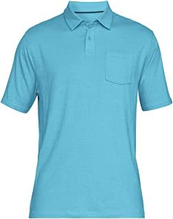 Men's Charged Cotton Scramble Golf Polo