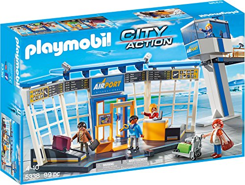 Playmobil Aeropuerto Playmobil Playset (5338)