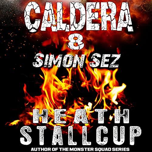 Caldera 8 cover art