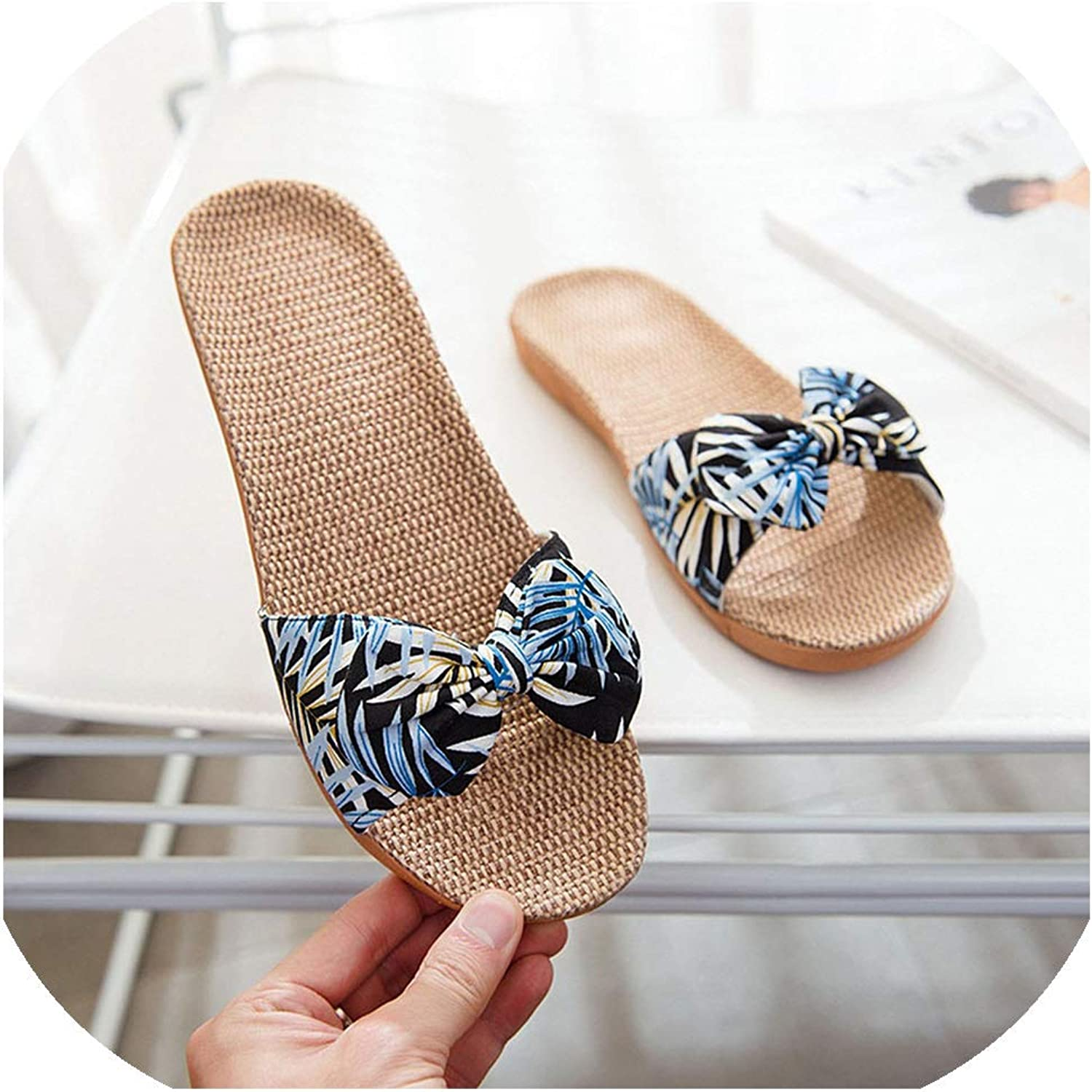 Women Home Slippers Flat shoes Woman Indoor Slipper Breathable Non-Slip Sole Female Casual,