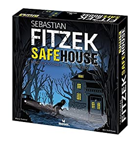 moses. Sebastian Fitzek SafeHouse - Das Spiel | Safe House Gesellschaftsspiel von Marco Teubner