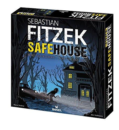moses. Sebastian Fitzek Safehouse - Das Spiel | Safe House Ein Gesellschaftsspiel von Marco Teubner