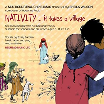 Nativity ... it takes a village