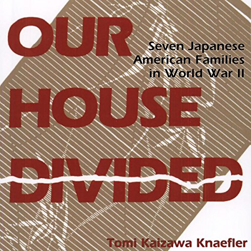 Our House Divided audiobook cover art