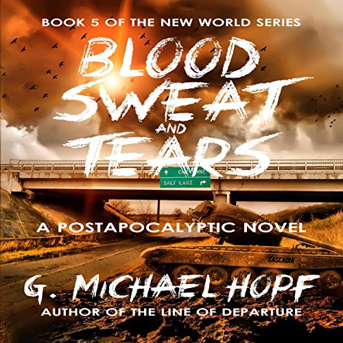 Blood, Sweat & Tears audiobook cover art