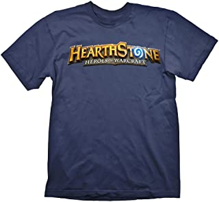 Hearthstone T-Shirt Logo Navy, XL [import allemand]