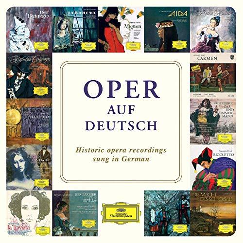 Oper auf Deutsch – legendäre Opernquerschnitte