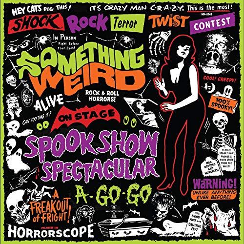 Spook Show Spectacular a-Go-Go [Vinyl LP]