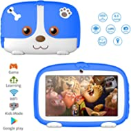 Kids Tablets,7inch HD Touch Screen Kids Tablet for Kids 1G+8G Android Tablet Quad Core Kids...