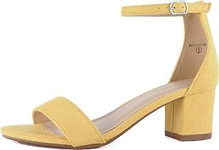c52089c59d56 Yellow Women s Sandals   Flip-Flops