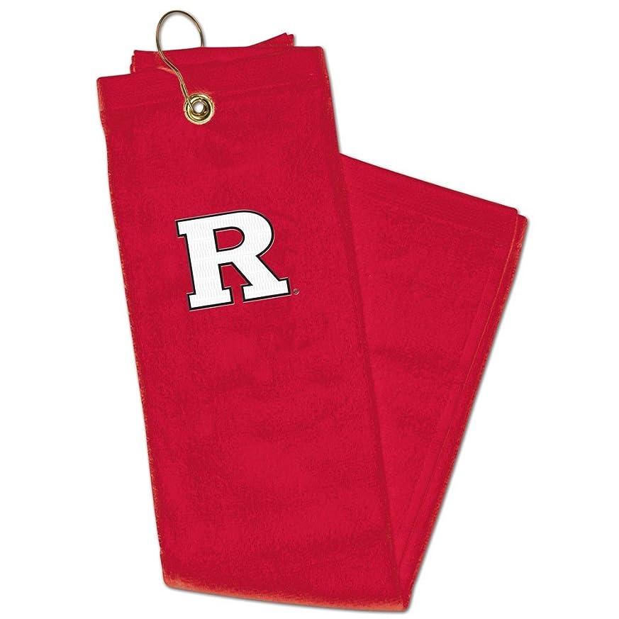 ウミウシ期待する絵NCAA刺繍ゴルフタオル
