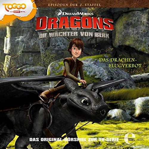 Das Drachenflugverbot / Gronckel-Eisen (Dragons: Staffel 2 - Die Wächter von Berk 1) Titelbild