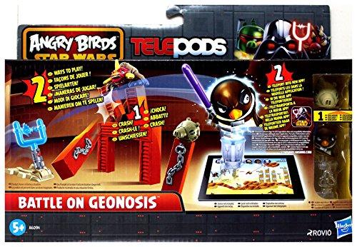 Angry birds star wars JENGA Launcher tatooine jeu jeu de société