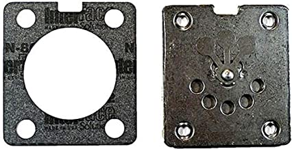 PORTER-CABLE N017592SV Valve Plate with Lower Gasket