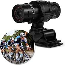 Rosvola Mini cámara DV Deportiva, Full HD 1080P Bike Moto Cámara de Video DVR Impermeable para Deportes al Aire Libre