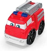 Mega Bloks Fire Truck Building Set